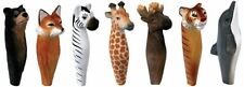 Back Scratcher Hand-Carved Wooden Animal