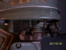 OLD VTG ELGIN SEARS GASOLINE POWERED OUTBOARD PROPELLER MOTOR BOAT ENGINE