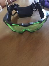 SVG Spy Gear Night Vision Goggles Glasses 2002 Wild Planet Toys Tested