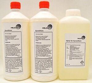 Epoxidharz GFK Laminierharz Harz Epoxi Profiqualität 0,75 kg und 3 kg