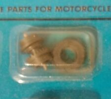 Tyco 1:64 Scale Dirt Bike Rear Tire & Wheel Assembly