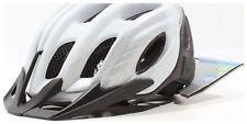 """Fischer Fahrradhelm 86145 Inmold """"white Pearl"""" S/m 52-58"""