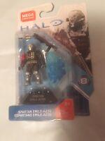 Mega Construx(Series 8 Halo)-Spartan/Emile(A239)Mini Figure Set**New**