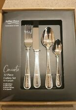 Arthur Price Concerto 32 Piece Cutlery Set Great Kitchen Gift