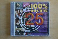100% Hits Volume 25 - Spice Girls, Janet Jackson, All Saints     (C331)