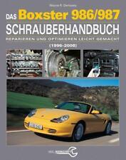 Das Porsche Boxster 986/987 Schrauberhandbuch von Wayne R. Dempsey (2015, Gebundene Ausgabe)