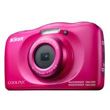 Nikon COOLPIX W100 Digital Camera (Pink)