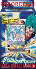 Dragon Ball Super Card Game Starter Deck 12 - Spirit of Potara