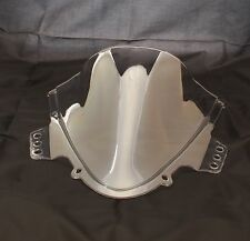 BULLE SUZUKI GSXR 1000 k5 2005 2006 DOUBLE COURBURE  TRANSPARENTE