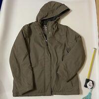 LL BEAN 271137 Women's Winter Warmer Jacket Misses size LARGE Petite