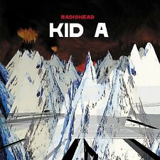 Radiohead-Kid A CD NUOVO