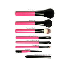 7pcs Makeup Brushes Set Face Foundation Eyeshadow Eyeliner Eye Lip Brush Kit