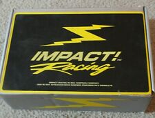 Impact Racing Race Shoes, Size 8 in Box