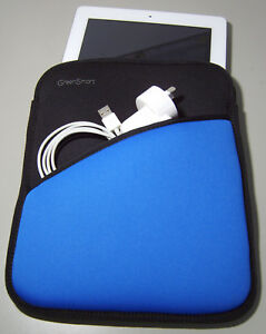 """Here's an offer for a quality GREENSMART QUOKKA Eco Friendly 10"""" Tablet Sleeve"""