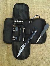 BMW k1200 GT add on Set Tool Set + coltello bordo/Knife tutti Bauj.