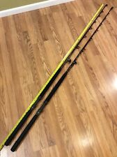 """Lot Of 2 Star Rods Handcrafted Delux DLX30/80RSRT 5'11"""" Roller Guide Deep Sea"""