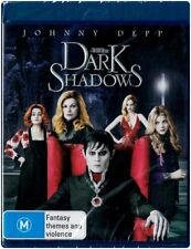 """DARK SHADOWS"" Blu-ray - Region [B] BRAND NEW"