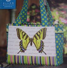 PICTURE THIS BAG Purse Handbag Tote Ellen Medlock Sewing Pattern