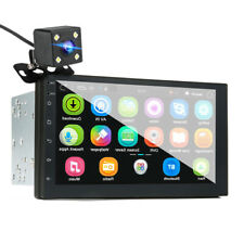 7 Inch Double Din Car MP5 Player Android 8.0 Stereo Radio GPS Navigation