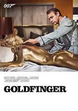 Goldfinger James Bond 007 Sean Connery (DVD, 2015) NEW
