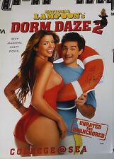 Vida Guerra Signed 20x30 Photo PSA/DNA COA National Lampoon's Dorm Daze 2 Poster