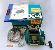 Miya Epoch Command X-4 PRO 12V Big GAME Electric Reel From Japan