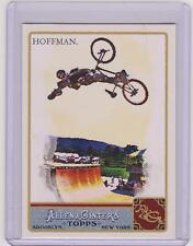 RARE 2011 ALLEN & GINTER GLOSSY MATT HOFFMAN BMX FREESTYLE CARD #83 ~ /999 ~ QTY