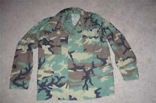 Military BDU Medium Regular MR Field Jacket Coat Camo Camouflage Men Boys #91