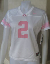 NIKE BYU COUGARS BRIGHAM YOUNG JERSEY WOMENS S SMALL SM (4-6) #2 PINK NEW NWT