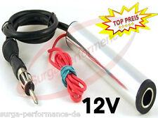 12v Amplificador De Antena Para Coche Autorradio Señal