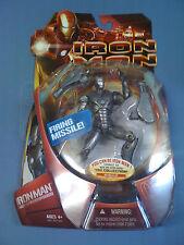 Marvel Iron Man Mark 02 Firing Missile Figure NEW FREE SHIP US
