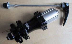New Wheel Tech Rear Hub 8/9/10/11 Speed 6 Bolts Disc Brake 24h Straight Pull QR