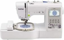 New Brother Se600 Sewing and Embroidery Machine, 80 Designs, 103 Built-In Stitch