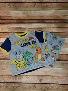 Pokemon Pajamas Size 6