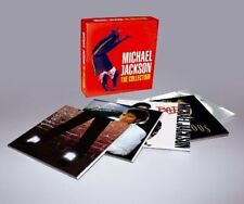 Michael Jackson Collection: Off the wall/Thriller/Bad/Dangerous/Invinci.. [5 CD]