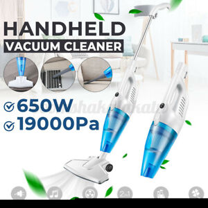 Electric 19000Pa Hand/Putter 2-in-1 Corded Handheld Vacuum Cleaner 1.2L Dust