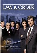 Law & Order Ninth Year 0025192074370 With Julia Roberts DVD Region 1