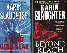 Complete Set Series - Lot of 6 Grant County books by Karin Slaughter (Suspense)