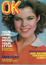OK Magazine 11 March 1978     Carrie Fisher     The Pleasers