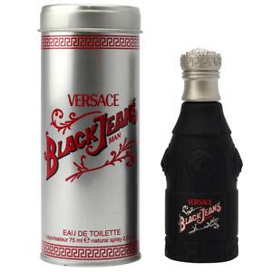 Versace Black Jeans Eau de Toilette 75 ML Perfume Man 646