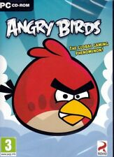 Angry Birds ORIGINAL PC Game (FREE US Shipping) Windows 7 / Vista / XP NEW