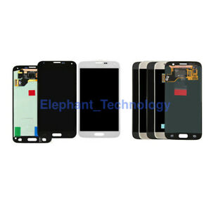 QC For Samsung Galaxy S4 S5 S6 S7 LCD Screen Touch Digitizer Replacement