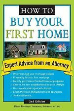 How To Buy Your First Home, Second Edition, Diana Summers, 1572484977, Book, Acc