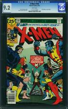 X MEN # 100 US MARVEL 1976 Old X MEN vs New x men CGC 9.2 NM