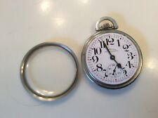1970 Hamilton 992B 21J Pocket Watch 4S Serial Number Last Year Made