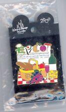 Disney Epcot Food & Wine Festival Picnic Lunch Wine Bread Cheese Grapes Le Pin