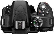 Original Box Nikon D3300 Dslr Camera Body Sale Black Friday Deals