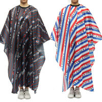 Waterproof Cutting Hair Haircut Salon Barber Cape Hairdressing Apron Wrap Gown Q