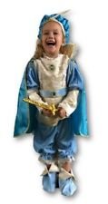 Deluxe Renaissance Tudor Prince Romeo Shakespeare Toddler Boys Costume Size 6