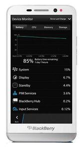 BlackBerry Z30 - 16GB - Black (Unlocked) Smartphone